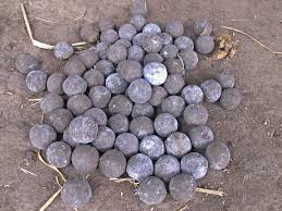 mud balls